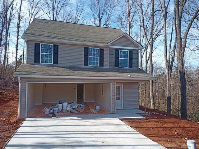 3529 Sugar Hill Way, Gainesville, GA 30507 (MLS #8890105) :: Rettro Group