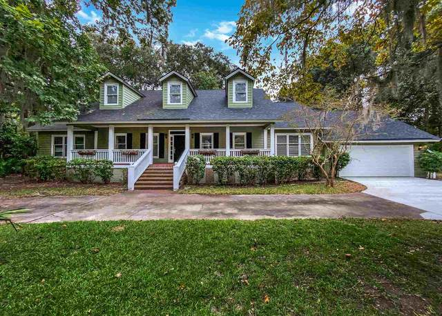 8 Skipjack Ln, Savannah, GA 31411 (MLS #8892457) :: Buffington Real Estate Group