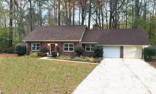185 Deer Trail, Fayetteville, GA 30214 (MLS #8894398) :: Keller Williams Realty Atlanta Partners