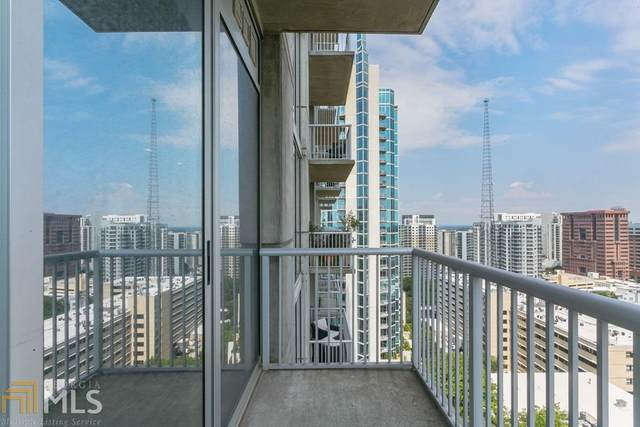 855 Peachtree St #1812, Atlanta, GA 30308 (MLS #8894936) :: Keller Williams Realty Atlanta Partners