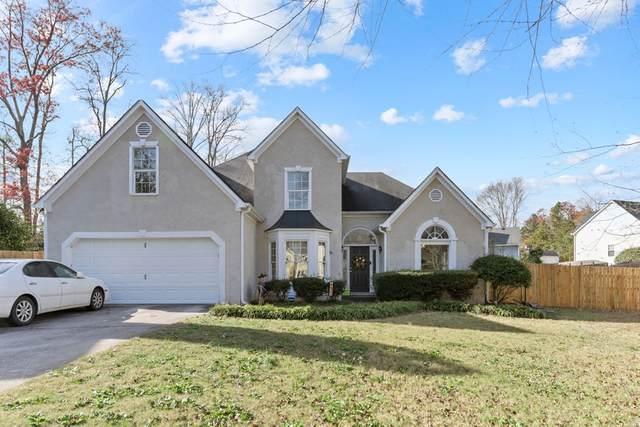 3742 Lockerbie Ln, Powder Springs, GA 30127 (MLS #8897430) :: Keller Williams Realty Atlanta Partners