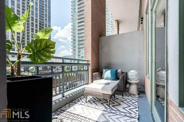 260 18Th St #10324, Atlanta, GA 30363 (MLS #8904126) :: Anderson & Associates