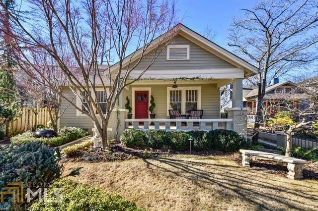 240 Mathews Ave, Atlanta, GA 30307 (MLS #8908475) :: Scott Fine Homes at Keller Williams First Atlanta