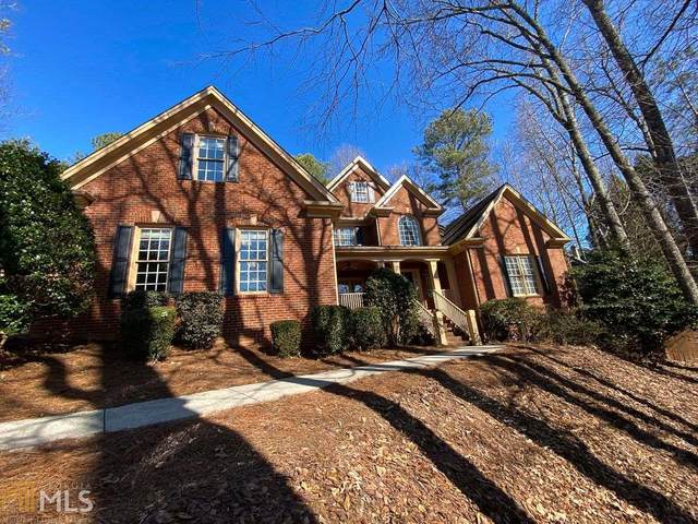 710 Abbey Ter, Alpharetta, GA 30022 (MLS #8912343) :: Scott Fine Homes at Keller Williams First Atlanta