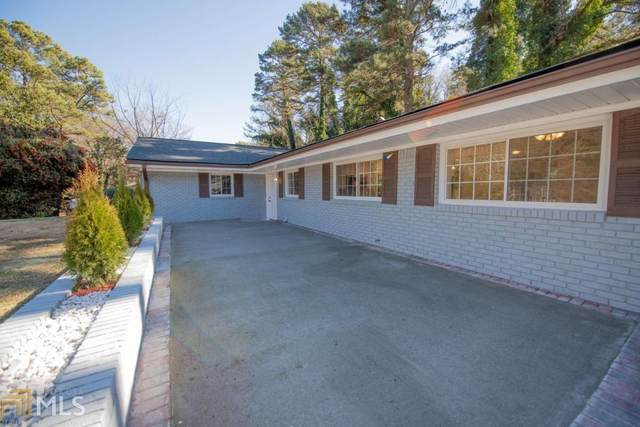415 Hammond Dr, Sandy Springs, GA 30328 (MLS #8915128) :: Scott Fine Homes at Keller Williams First Atlanta