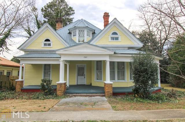 1907 Broad St, Statham, GA 30666 (MLS #8917284) :: The Realty Queen & Team