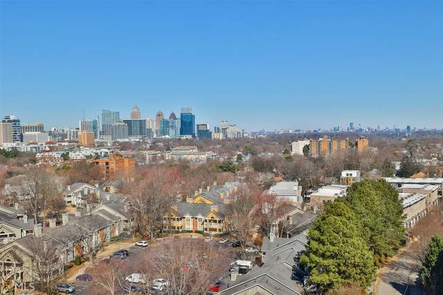 375 Ralph Mcgill Blvd #1304, Atlanta, GA 30312 (MLS #8920344) :: Houska Realty Group