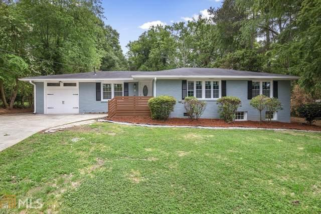 3824 Adamsville, Atlanta, GA 30331 (MLS #8931785) :: Athens Georgia Homes