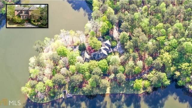 4043 Piedmont Lake Rd 5.06+/- Acres, Pine Mountain, GA 31822 (MLS #8961860) :: Military Realty