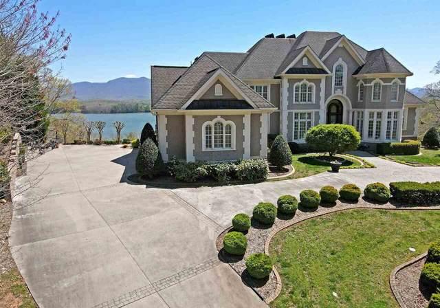 1970 Hilltop Drive Multi-Lots, Hiawassee, GA 30546 (MLS #8984313) :: EXIT Realty Lake Country