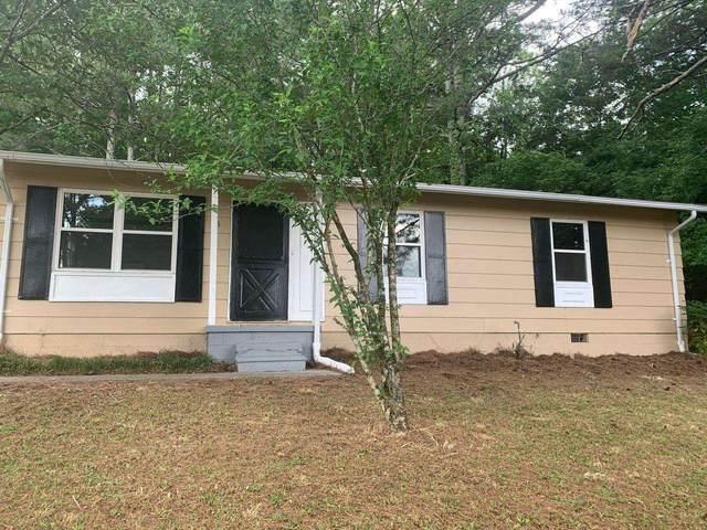 35 Habersham Circle NE, Cartersville, GA 30121 (MLS #8986776) :: The Heyl Group at Keller Williams