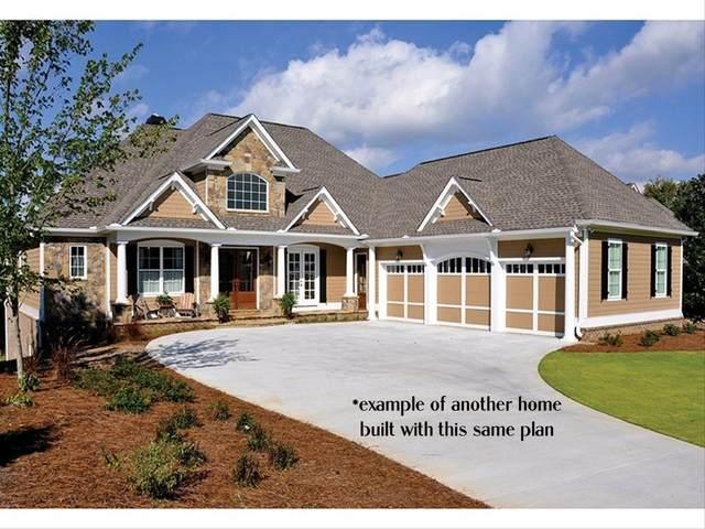 5407 Yachtsman Lane, Gainesville, GA 30504 (MLS #8990030) :: Athens Georgia Homes