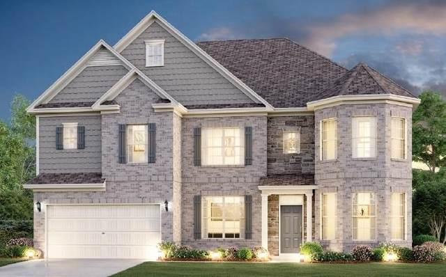 605 Briard Drive #65, Sugar Hill, GA 30518 (MLS #8992442) :: The Heyl Group at Keller Williams