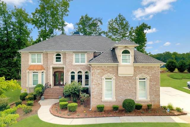 4548 Mossey Drive, Lithonia, GA 30038 (MLS #8994217) :: The Realty Queen & Team