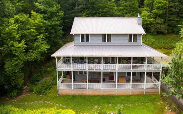 320 Hiawassee River Road, Hayesville, NC 28904 (MLS #8997746) :: The Realty Queen & Team