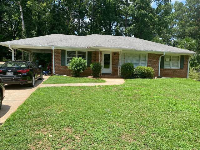 709 Forrest Avenue, Griffin, GA 30224 (MLS #9005236) :: The Realty Queen & Team