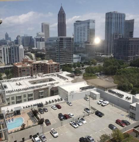 285 Centennial Olympic Park #1808, Atlanta, GA 30313 (MLS #9007528) :: Crown Realty Group