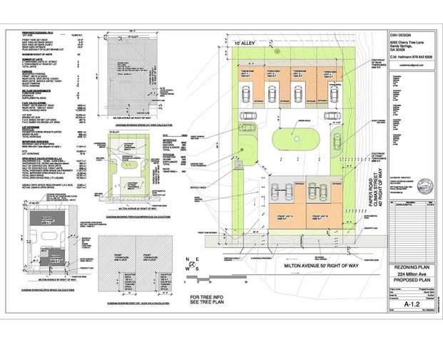 220 Milton Avenue SE, Atlanta, GA 30315 (MLS #9008088) :: Rettro Group