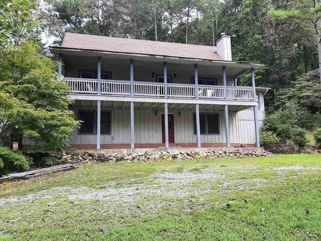 242 Old Fendley, Ellijay, GA 30536 (MLS #9009590) :: Grow Local