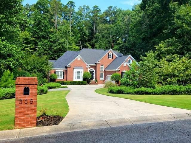 305 William Falls Drive, Canton, GA 30114 (MLS #9025849) :: Rettro Group