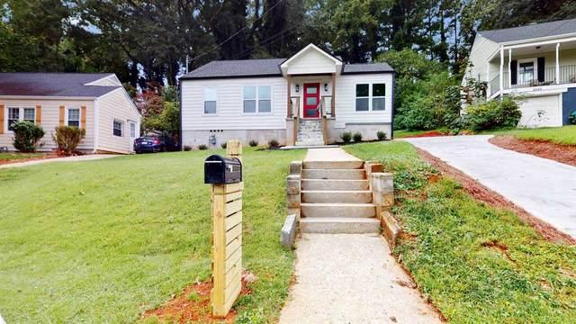 2657 Blount Street 29,30, East Point, GA 30344 (MLS #9041856) :: Statesboro Real Estate