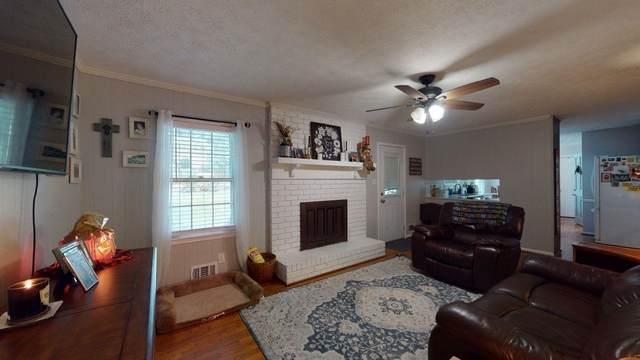 460 Beaumont Drive, Stone Mountain, GA 30087 (MLS #9054459) :: The Heyl Group at Keller Williams