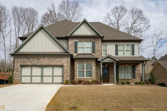 4478 Addison Walk Dr #25, Auburn, GA 30011 (MLS #8361359) :: Buffington Real Estate Group