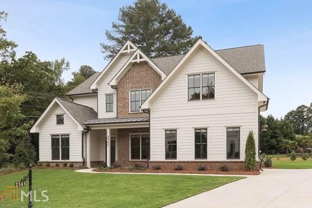 2365 Charleston Manor Ln, Suwanee, GA 30024 (MLS #8675040) :: Rettro Group