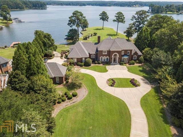 215 Lakecrest Dr, Milledgeville, GA 31061 (MLS #8728850) :: Maximum One Greater Atlanta Realtors