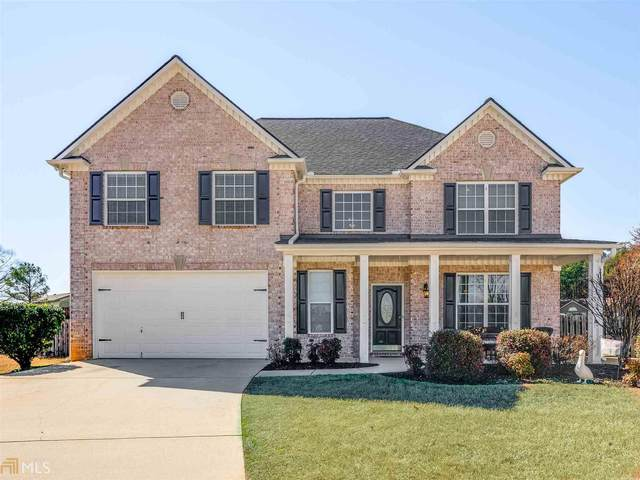 1736 Rising View Circle, Mcdonough, GA 30253 (MLS #8736979) :: The Durham Team