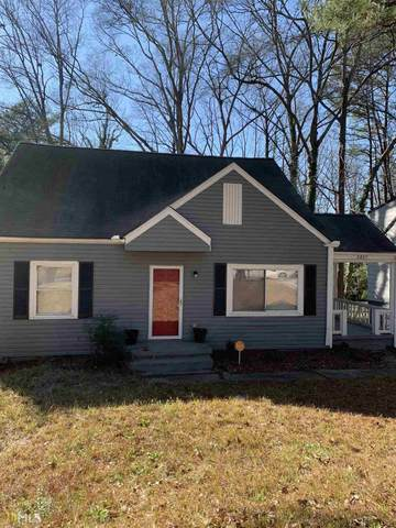 2827 Harlan Dr, East Point, GA 30344 (MLS #8746000) :: Rich Spaulding
