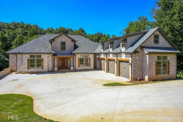 2205 Cascading Creek Ct, Cumming, GA 30041 (MLS #8778138) :: AF Realty Group