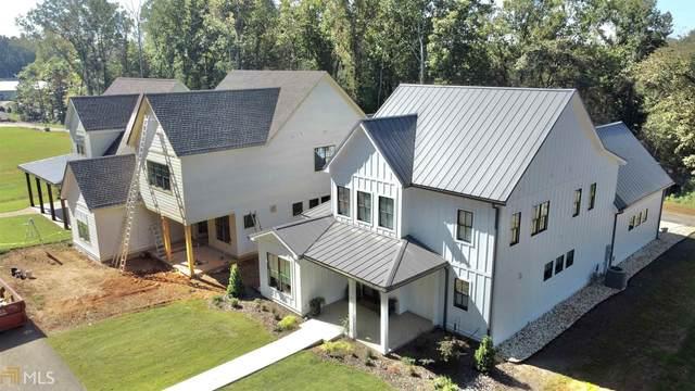 805 Hays Mill Rd Villa 10, Carrollton, GA 30117 (MLS #8786903) :: Tim Stout and Associates