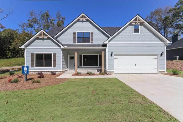 21 E Hill St Lot 25, Newnan, GA 30263 (MLS #8787243) :: Keller Williams Realty Atlanta Partners