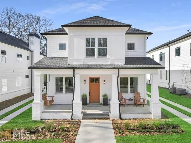 127 Mead Rd, Decatur, GA 30030 (MLS #8824782) :: RE/MAX Eagle Creek Realty