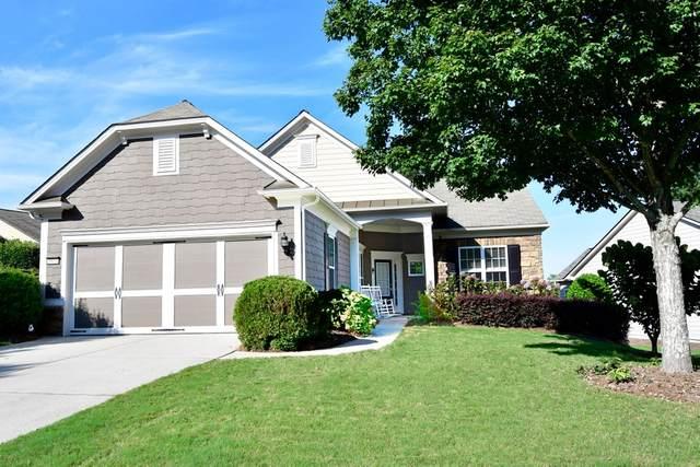 5973 Creekside Ln, Hoschton, GA 30548 (MLS #8860782) :: Keller Williams Realty Atlanta Partners