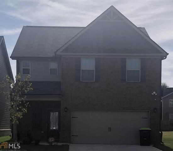 2145 Carlton Cir Lot 102, Hampton, GA 30228 (MLS #8861447) :: Keller Williams Realty Atlanta Classic
