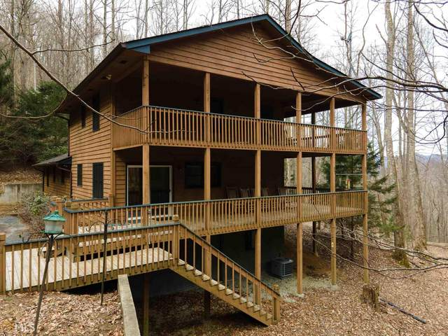 641 Walnut Mountain, Rabun Gap, GA 30568 (MLS #8862339) :: Crest Realty