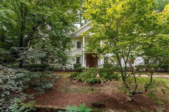 202 Valley Rd, Atlanta, GA 30305 (MLS #8863289) :: Tim Stout and Associates
