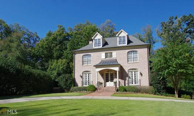 1620 Doncaster Dr, Atlanta, GA 30309 (MLS #8865906) :: Keller Williams Realty Atlanta Partners