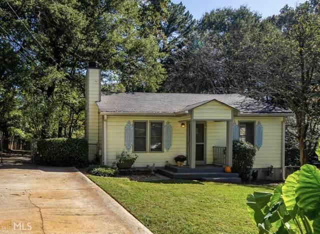 2148 Cavanaugh Ave, Atlanta, GA 30316 (MLS #8872346) :: Keller Williams Realty Atlanta Partners