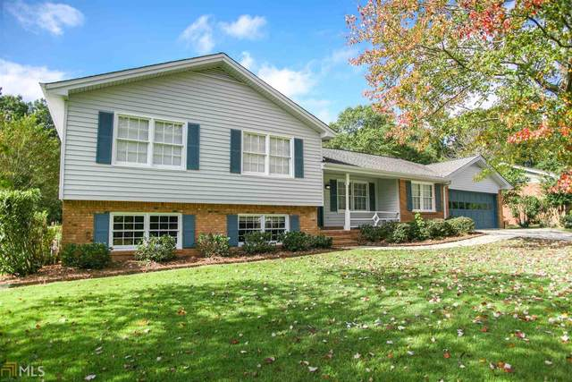 2235 Chaparral, Snellville, GA 30078 (MLS #8877889) :: Military Realty