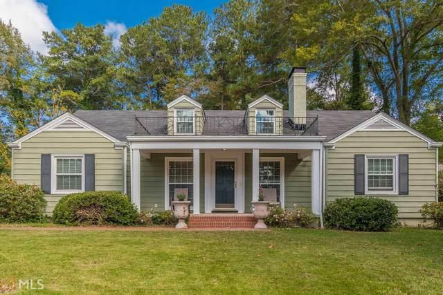2355 Ridgeway Ave, College Park, GA 30337 (MLS #8879053) :: Bonds Realty Group Keller Williams Realty - Atlanta Partners
