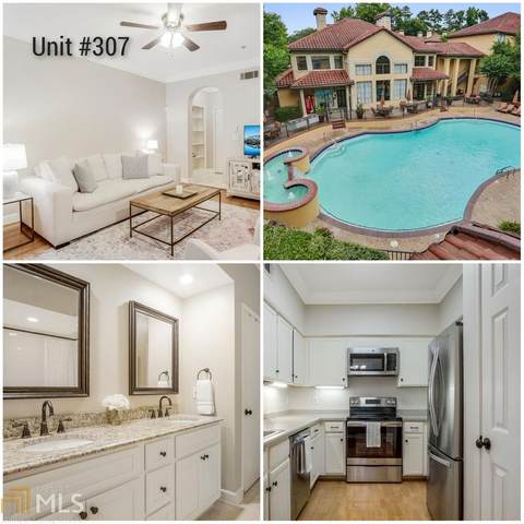 3777 Peachtree Rd #307, Brookhaven, GA 30319 (MLS #8879938) :: Buffington Real Estate Group