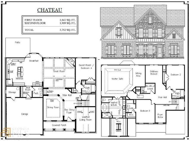 5250 Sandbar Cv, Winston, GA 30187 (MLS #8881560) :: AF Realty Group