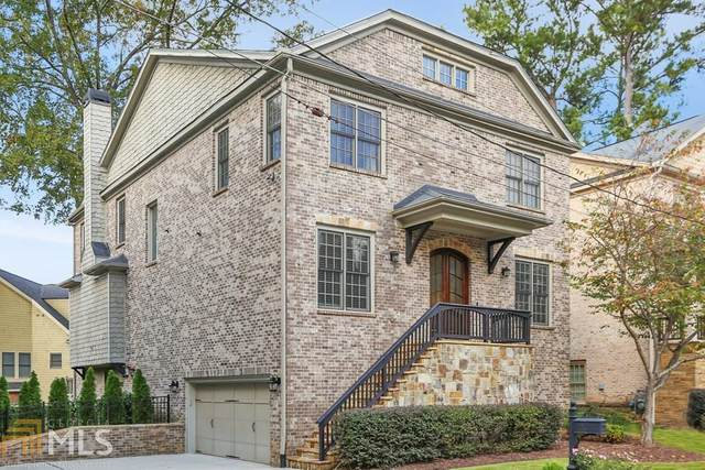 654 Kimberly Ln, Atlanta, GA 30306 (MLS #8884012) :: The Heyl Group at Keller Williams