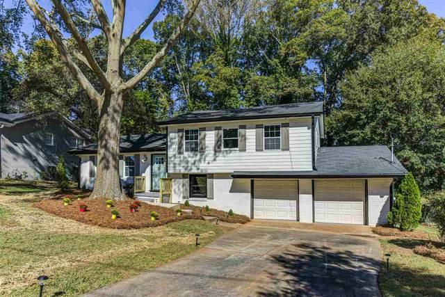 4320 Pleasant Forest Dr, Decatur, GA 30034 (MLS #8884512) :: Keller Williams Realty Atlanta Classic
