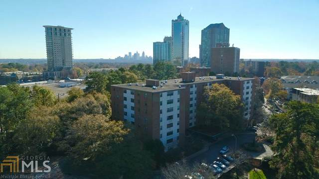 2965 Pharr Court South Ct #710, Atlanta, GA 30305 (MLS #8902822) :: Regent Realty Company