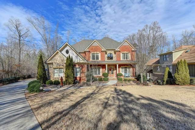 2045 Mill Pond Rd, Jefferson, GA 30549 (MLS #8909674) :: AF Realty Group