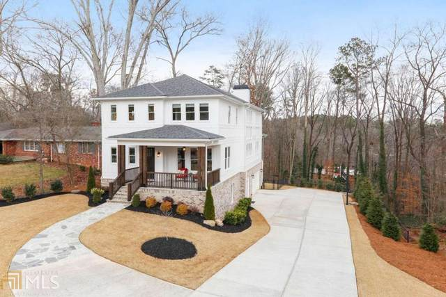 185 Spring Dr, Roswell, GA 30075 (MLS #8912914) :: RE/MAX Eagle Creek Realty